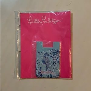 Lilly Pulitzer Phone Card Case